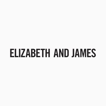 Elizabeth and James