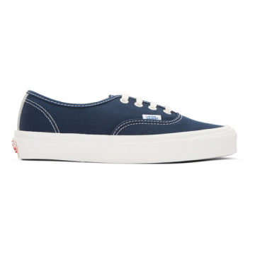 Navy OG Authentic LX Sneakers
