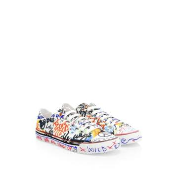 Grafetti Low Top Sneakers