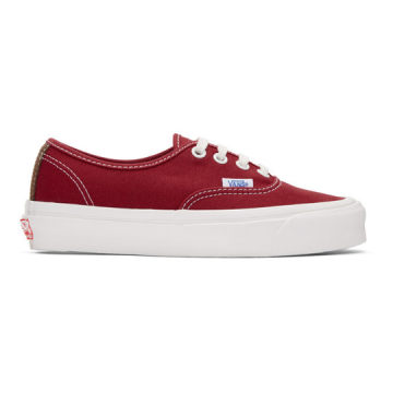 Red OG Authentic LX Sneakers