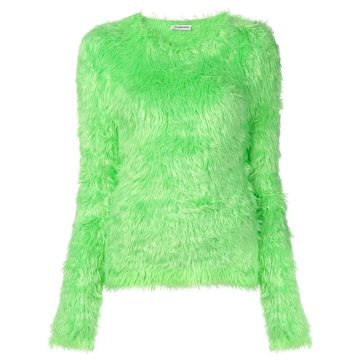 Oversoft Fluffy Crewneck sweater