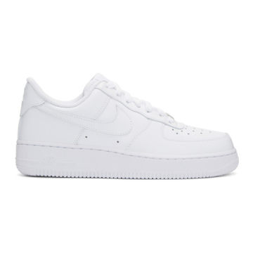 White Air Force 1 '07 Sneakers