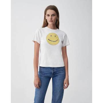 The Classic SMILEY Graphic Tee