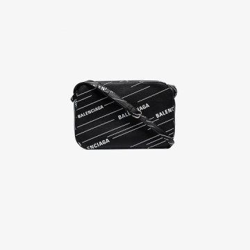 Black Everyday XS Leather Camera Bag