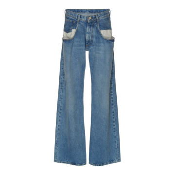 Drop Pocket Jeans