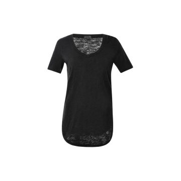 Stretch Modal V-Neck T-Shirt