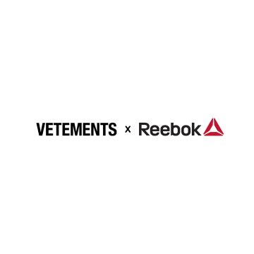 Vetements x Reebok