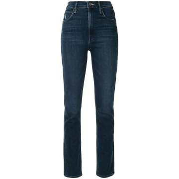 The Dazzler Hover high-waisted slim-fit jeans