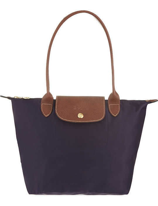 Le Pliage 小号购物袋(浆果紫)  1409dbdd336f3